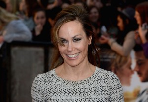 "LONDON, ENGLAND - APRIL 23:  Tara Palmer-Tomkinson attends ""The Lucky One"" European film premiere at the Bluebird on April 23, 2012 in London, England.  (Photo by Gareth Cattermole/Getty Images)"